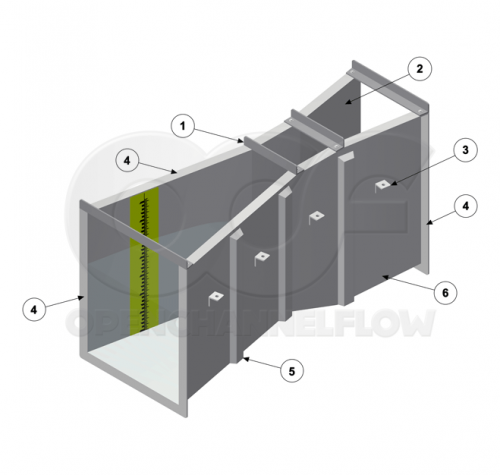 Parshall Flume Components