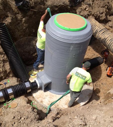 Understanding Packaged Metering Manholes