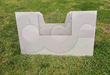 Weir Plate Materials
