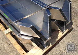 Aluminum H Flumes with Approach Sections from Openchannelflow
