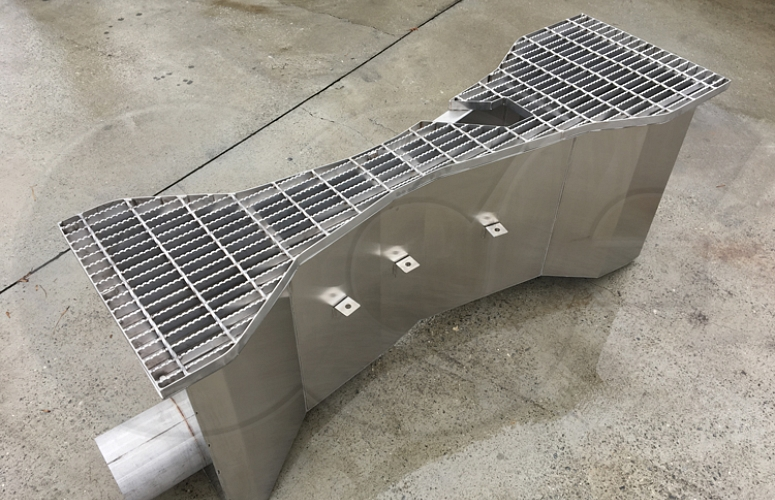 Parshall Flumes For Flow Measurement