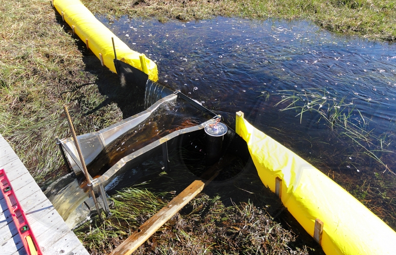 Trapezoidal Flumes For Water Measurement